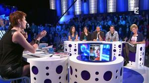 Natacha Polony dans On n'est pas Couché - 08/03/14 - 132