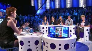 Natacha Polony dans On n'est pas Couché - 08/03/14 - 133