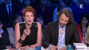 Natacha Polony dans On n'est pas Couché - 08/03/14 - 137