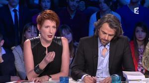 Natacha Polony dans On n'est pas Couché - 08/03/14 - 138