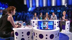 Natacha Polony dans On n'est pas Couché - 08/03/14 - 141