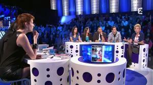 Natacha Polony dans On n'est pas Couché - 08/03/14 - 148