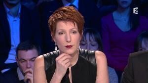 Natacha Polony dans On n'est pas Couché - 08/03/14 - 149