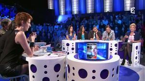Natacha Polony dans On n'est pas Couché - 08/03/14 - 150