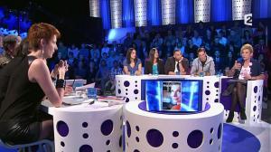 Natacha Polony dans On n'est pas Couché - 08/03/14 - 152