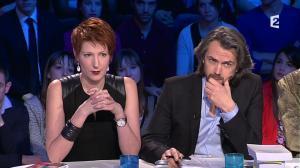 Natacha Polony dans On n'est pas Couché - 08/03/14 - 154