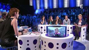 Natacha Polony dans On n'est pas Couché - 08/03/14 - 155