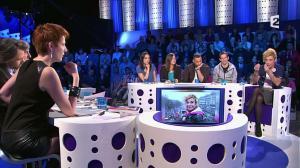 Natacha Polony dans On n'est pas Couché - 08/03/14 - 172