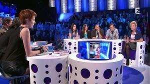 Natacha Polony dans On n'est pas Couché - 08/03/14 - 186