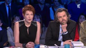 Natacha Polony dans On n'est pas Couché - 08/03/14 - 187