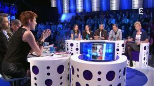 Natacha Polony dans On n'est pas Couché - 08/03/14 - 199