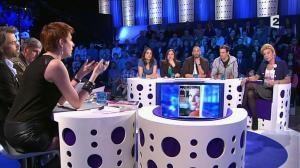 Natacha Polony dans On n'est pas Couché - 08/03/14 - 200