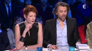 Natacha Polony dans On n'est pas Couché - 08/03/14 - 207