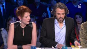 Natacha Polony dans On n'est pas Couché - 08/03/14 - 208