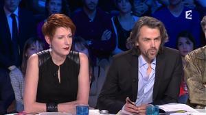 Natacha Polony dans On n'est pas Couché - 08/03/14 - 209