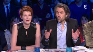 Natacha Polony dans On n'est pas Couché - 08/03/14 - 210