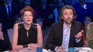 Natacha Polony dans On n'est pas Couché - 08/03/14 - 221