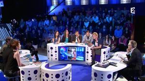 Natacha Polony dans On n'est pas Couché - 08/03/14 - 223