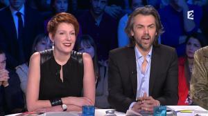 Natacha Polony dans On n'est pas Couché - 08/03/14 - 225