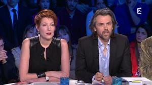 Natacha Polony dans On n'est pas Couché - 08/03/14 - 227