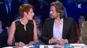 Natacha Polony dans On n'est pas Couché - 08/03/14 - 229