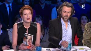 Natacha Polony dans On n'est pas Couché - 08/03/14 - 231