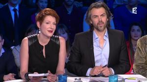 Natacha Polony dans On n'est pas Couché - 08/03/14 - 232