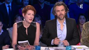 Natacha Polony dans On n'est pas Couché - 08/03/14 - 233