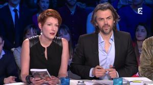 Natacha Polony dans On n'est pas Couché - 08/03/14 - 234