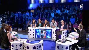 Natacha Polony dans On n'est pas Couché - 08/03/14 - 236