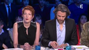 Natacha Polony dans On n'est pas Couché - 08/03/14 - 237