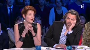 Natacha Polony dans On n'est pas Couché - 08/03/14 - 238