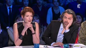 Natacha Polony dans On n'est pas Couché - 08/03/14 - 239