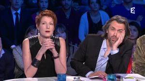 Natacha Polony dans On n'est pas Couché - 08/03/14 - 240