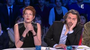 Natacha Polony dans On n'est pas Couché - 08/03/14 - 241