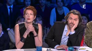 Natacha Polony dans On n'est pas Couché - 08/03/14 - 242