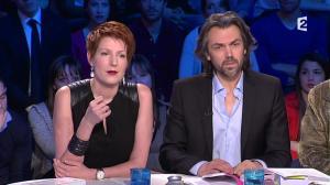Natacha Polony dans On n'est pas Couché - 08/03/14 - 243