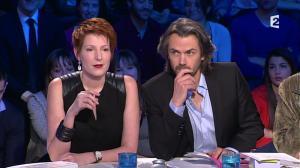 Natacha Polony dans On n'est pas Couché - 08/03/14 - 244