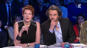 Natacha Polony dans On n'est pas Couché - 08/03/14 - 245