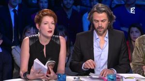Natacha Polony dans On n'est pas Couché - 08/03/14 - 247