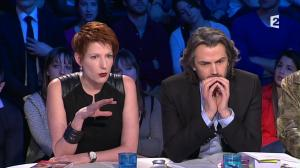 Natacha Polony dans On n'est pas Couché - 08/03/14 - 250