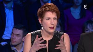 Natacha Polony dans On n'est pas Couché - 08/03/14 - 258