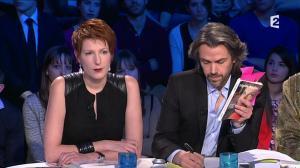 Natacha Polony dans On n'est pas Couché - 08/03/14 - 260