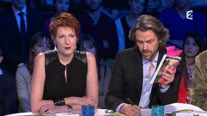 Natacha Polony dans On n'est pas Couché - 08/03/14 - 262