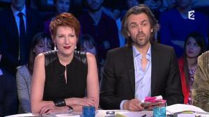 Natacha Polony dans On n'est pas Couché - 08/03/14 - 263