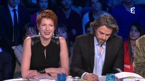 Natacha Polony dans On n'est pas Couché - 08/03/14 - 265