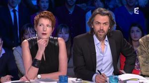 Natacha Polony dans On n'est pas Couché - 08/03/14 - 268