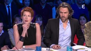 Natacha Polony dans On n'est pas Couché - 08/03/14 - 269