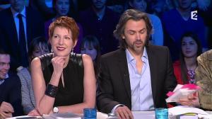 Natacha Polony dans On n'est pas Couché - 08/03/14 - 271