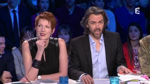 Natacha Polony dans On n'est pas Couché - 08/03/14 - 272